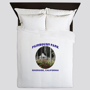 Fairmount Park Queen Duvet
