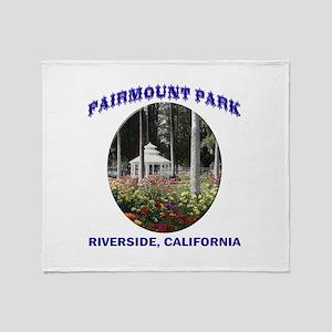 Fairmount Park Throw Blanket