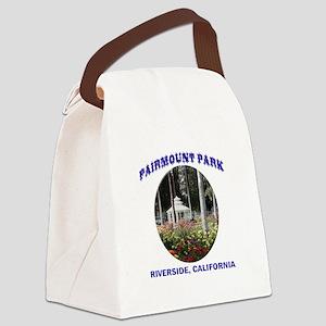 Fairmount Park Canvas Lunch Bag