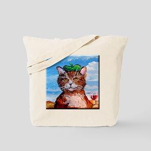 Pierre Le Chat Tote Bag