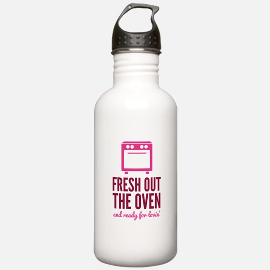 Fresh Out The Oven Water Bottle