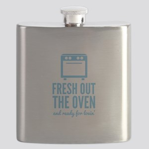 Fresh Out The Oven Flask