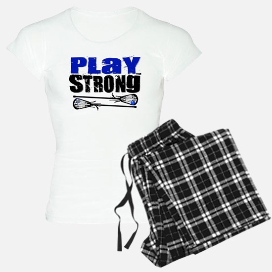 Play Strong LAX Classic Pajamas