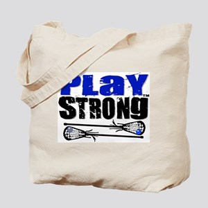 Play Strong LAX Classic Tote Bag