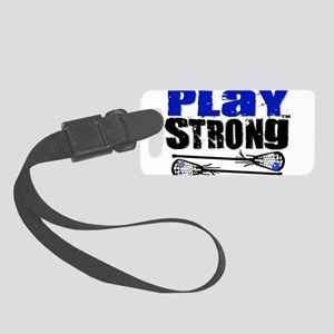 Play Strong LAX Classic Small Luggage Tag