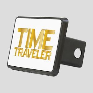 I travel through time. I'm a time traveler. Hitch