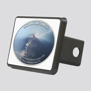 North Whiteville Skywatch Rectangular Hitch Cover