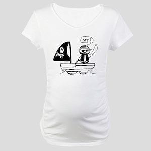 Pirate Maternity T-Shirt
