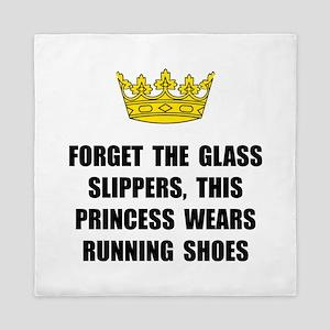 Princess Run Queen Duvet