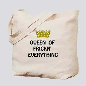 Queen Everything Tote Bag