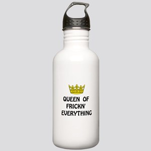 Queen Everything Water Bottle