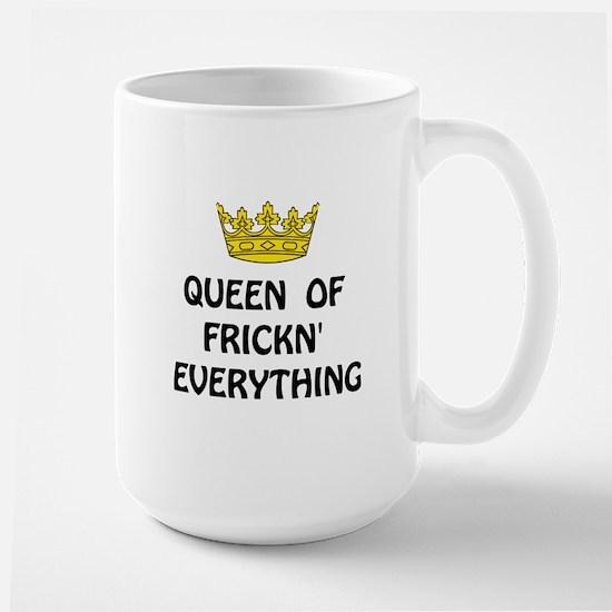 Queen Everything Mug