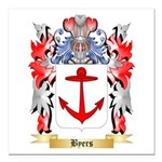 Byers Square Car Magnet 3