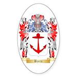 Byers Sticker (Oval 50 pk)