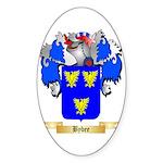 Bybee Sticker (Oval 50 pk)