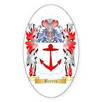 Buyers Sticker (Oval 50 pk)