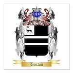 Buxton Square Car Magnet 3