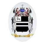 Buxton Ornament (Oval)
