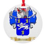 Buxbaum Round Ornament