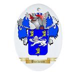 Buxbaum Ornament (Oval)