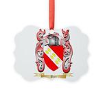 Bux Picture Ornament