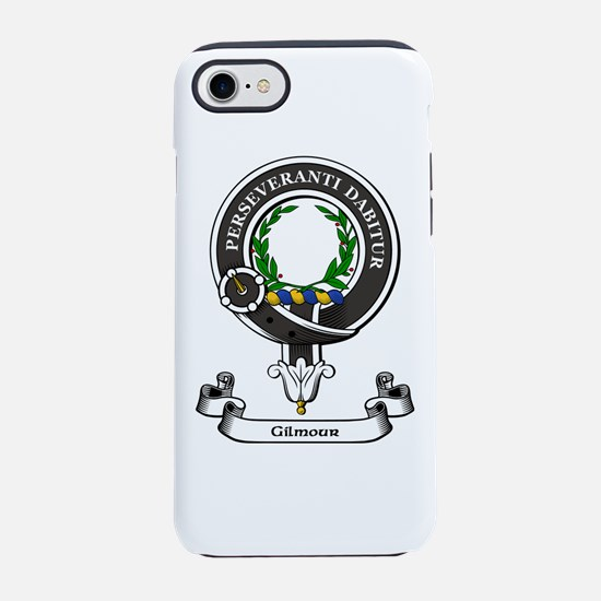 Badge-Gilmour [Edinburgh] iPhone 7 Tough Case