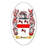 Butzin Sticker (Oval 10 pk)