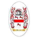 Butzin Sticker (Oval 50 pk)