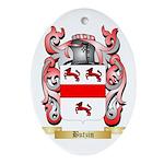 Butzin Ornament (Oval)