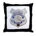 Poughkeepsie Police Throw Pillow