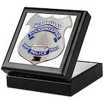 Poughkeepsie Police Keepsake Box