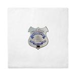 Poughkeepsie Police Queen Duvet