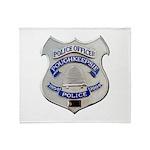 Poughkeepsie Police Throw Blanket