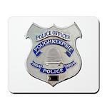 Poughkeepsie Police Mousepad