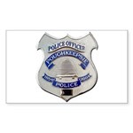Poughkeepsie Police Sticker