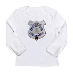 Poughkeepsie Police Long Sleeve T-Shirt