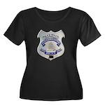 Poughkeepsie Police Plus Size T-Shirt