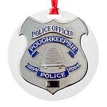 Poughkeepsie Police Ornament