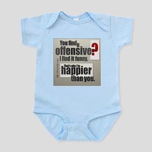 Offensive? Infant Bodysuit