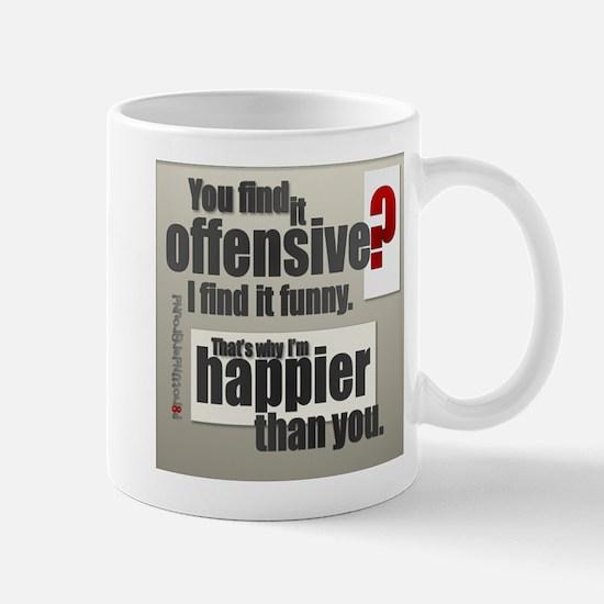 Offensive? Mug