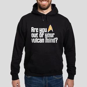 Vulcan Mind Hoodie