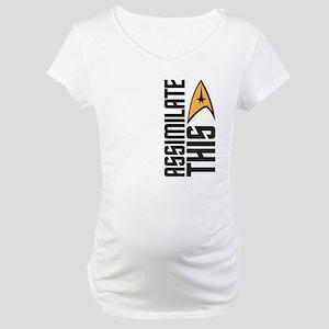 Assimilation Maternity T-Shirt
