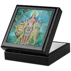 Keepsake Box Durga