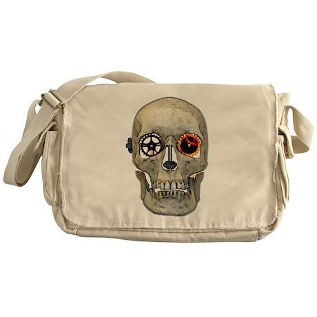 Gear Head Messenger Bag