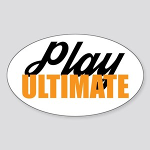 Play Ultimate Sticker