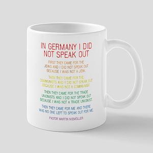 In Germany 11 oz Ceramic Mug