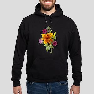 Redoute Bouquet Hoodie (dark)