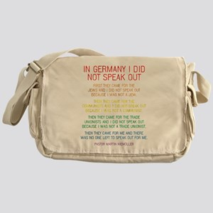In Germany Messenger Bag
