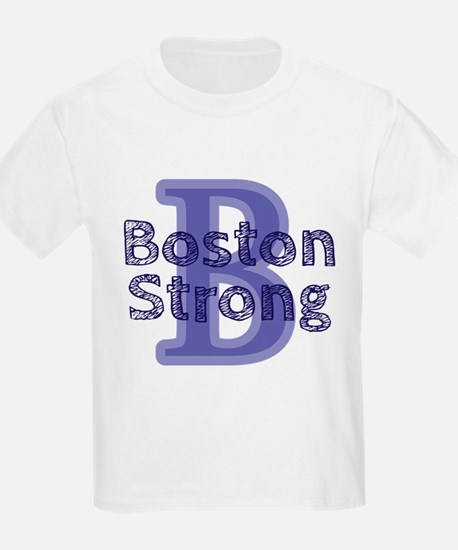 B Boston Strong T-Shirt