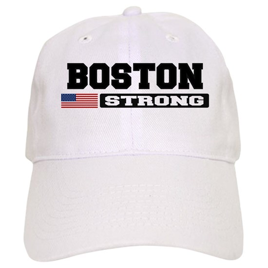 BOSTON STRONG U.S. Flag